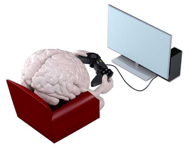 videojuegos mente