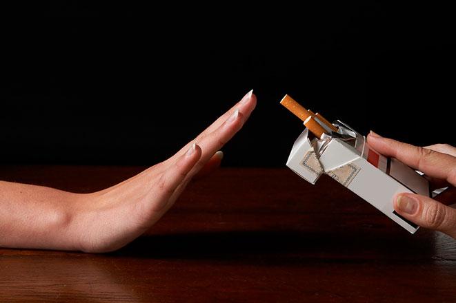 dejar de fumar engorda o no