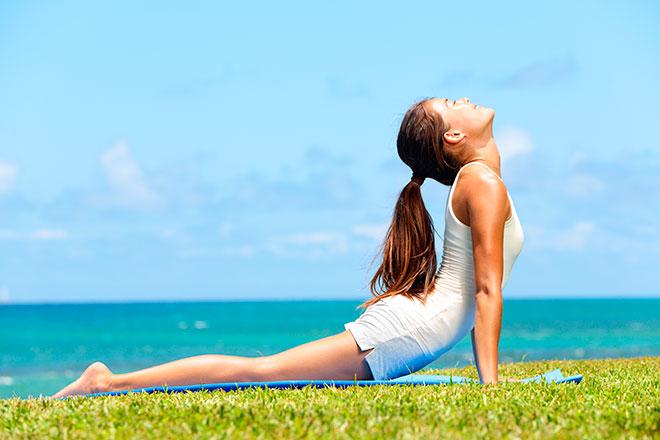 ejercicio para relajarse