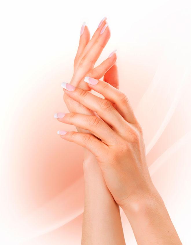 manos suaves