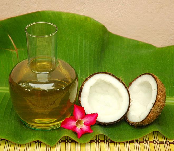 aceite coconut